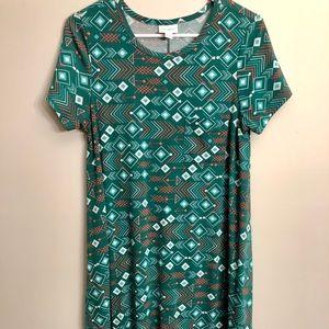LuLaRoe Carly dress (S)